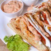Afgani Sandwich