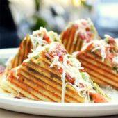 Desi Grill Sandwich