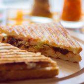 Smoke Chicken Sandwich