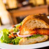 Tandori Chicken Sandwich
